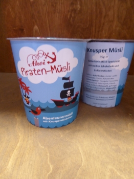 Piraten Müsli  85g