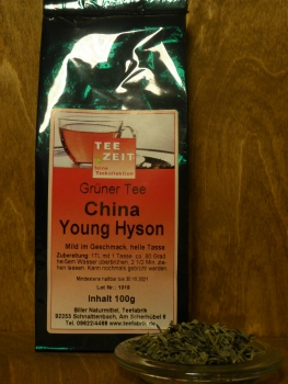 China Young Hyson