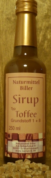 Toffee-Sirup